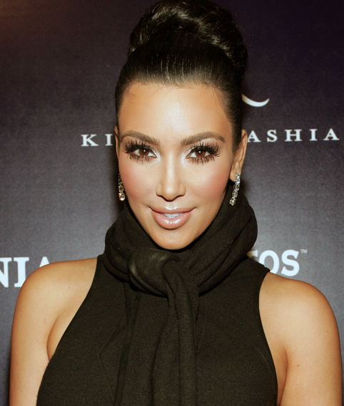 Chicago Indian Bridal Hair and Makeup Artist Kim Kardashian Inspired Up